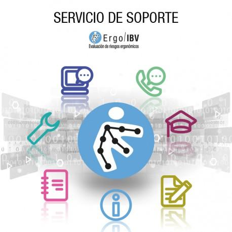 Servicio Soporte Ergo/IBV (1 año)