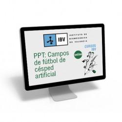 Pliego de prescripciones técnicas: campos de fútbol de césped artificial