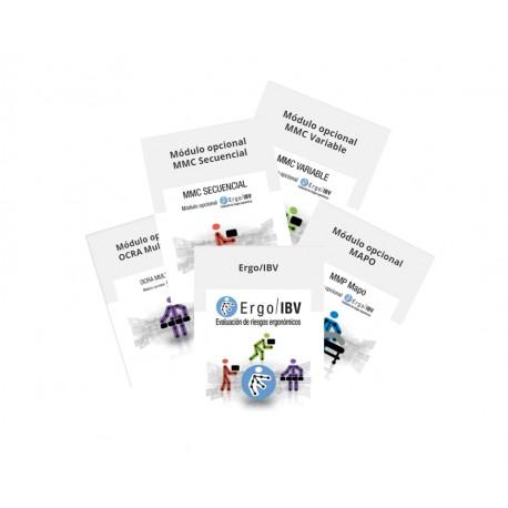 Pack 3 Talleres Ergo/IBV: Manipulación Manual de Cargas, Posturas Forzadas y Tareas Repetitivas