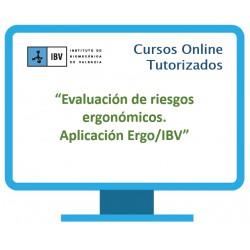 Evaluación de riesgos ergonómicos. Aplicación Ergo/IBV. Primera edición 2016