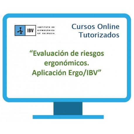 Evaluación de riesgos ergonómicos. Aplicación Ergo/IBV. 23ª edición