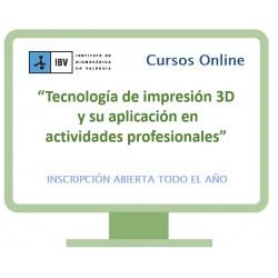 Tecnología de ompresión 3D y su aplicación en actividades profesionales