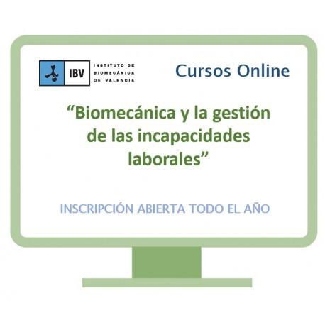 Biomecánica en la gestión de las contingencias laborales. Cuarta edición 2016.