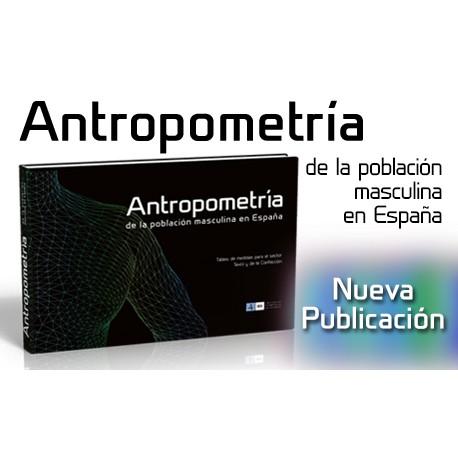 Antropometr a de la poblaci n masculina en espa a for Libro de antropometria