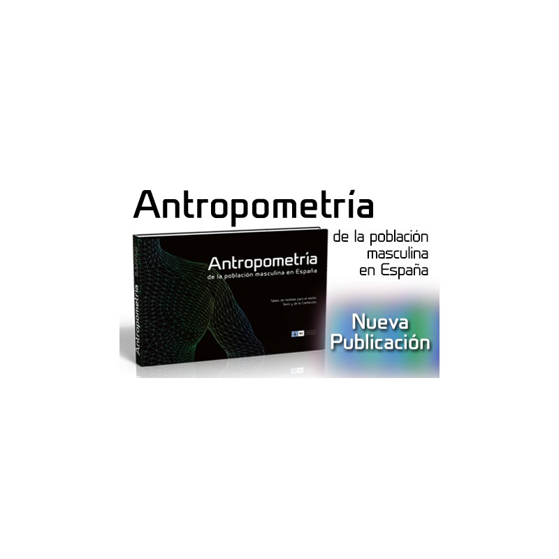 Antropometr a de la poblaci n masculina en espa a for Antropometria libro